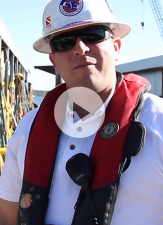 Overview video for CDA's commercial diver program in Jacksonville, Florida
