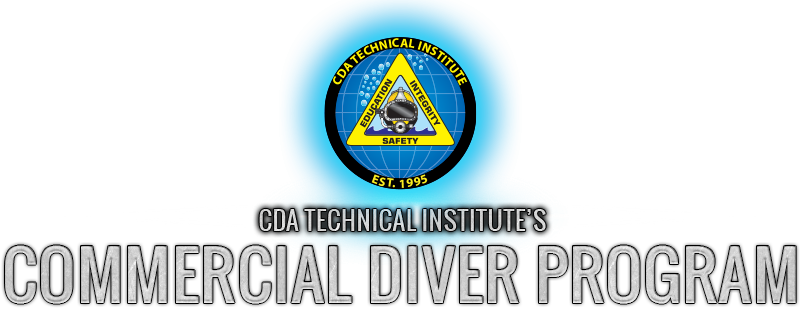 CDA Technical Institute's Commercial Diver Program