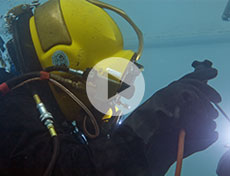 Inside CDA's comprehensive underwater welding program