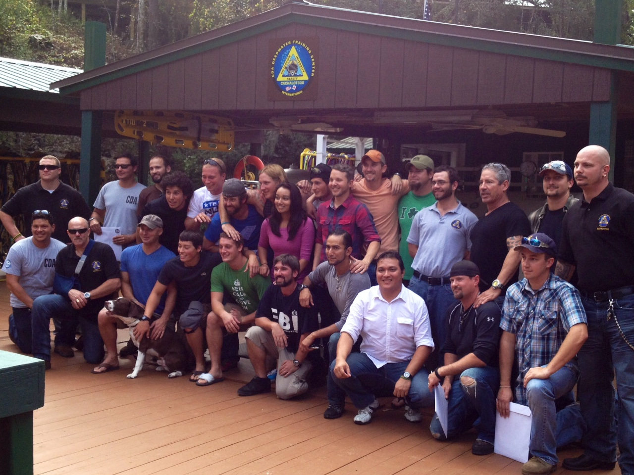 Commercial Diving Academy Alumni