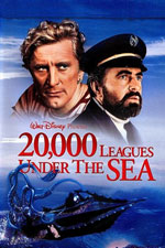 20,000 Leagues Under the Sea - Movie Poster