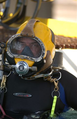 Commercial dive training at CDA Technical Institute