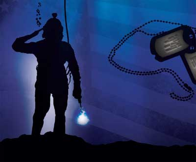 Underwater Welding and Commercial Diving is an exceptional career for veterans and ex-military.