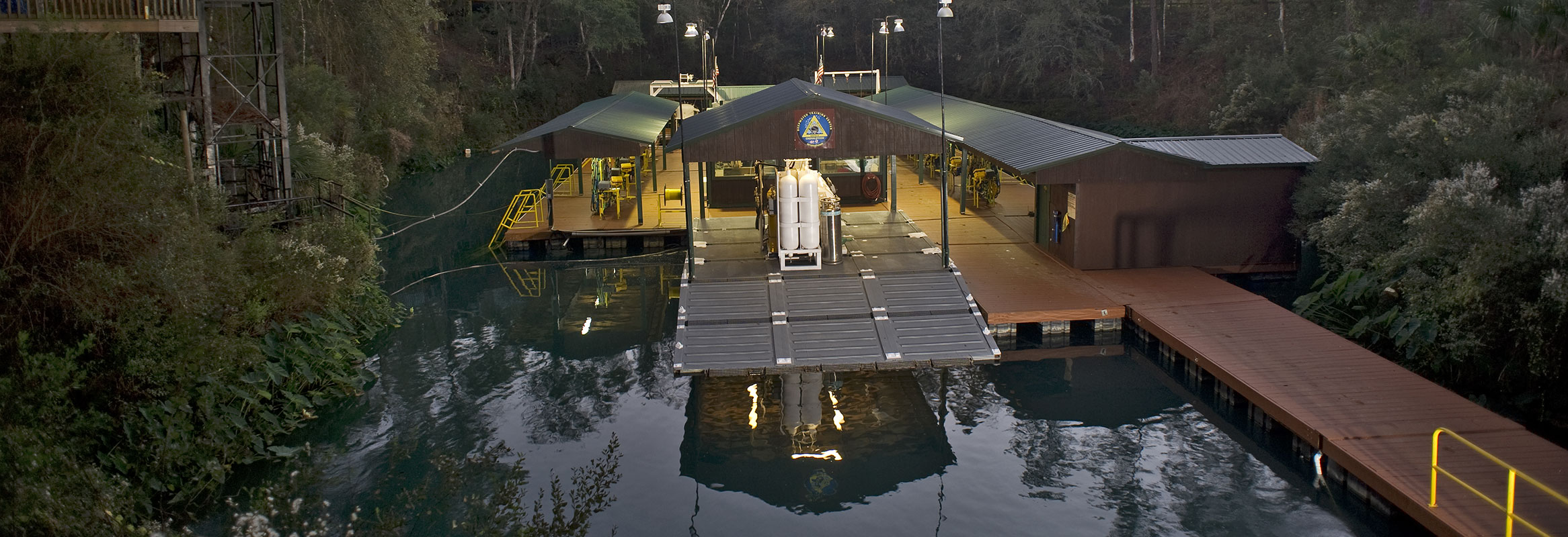 CDA Commercial Diving School Facilities