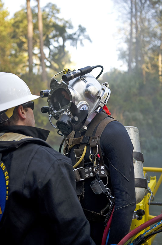 Commercial Diving DCBC Assessment