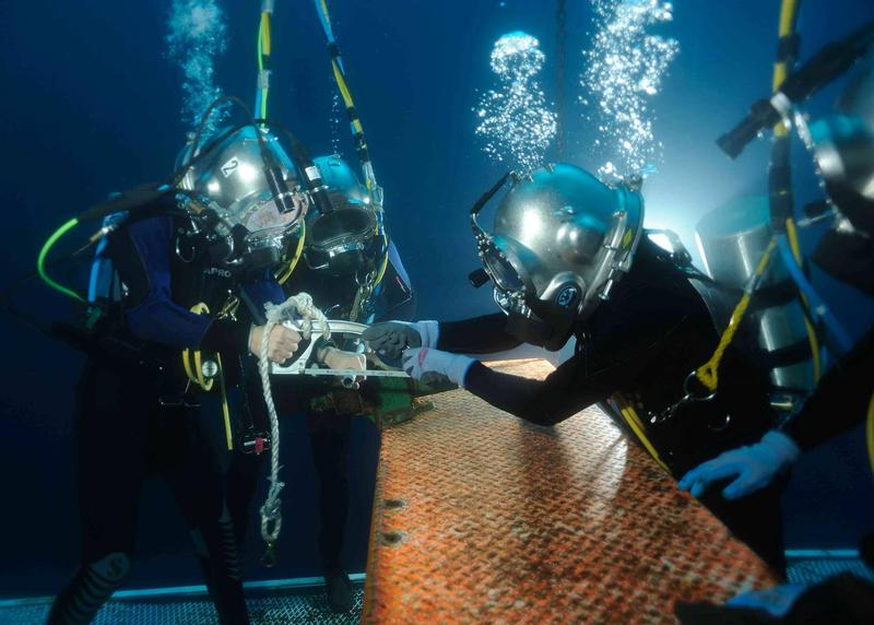 CDA Technical Institute offers advanced commercial dive training facilities