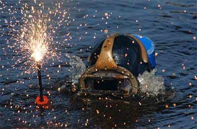 Underwater welding and Commercial Diving is a great career for adventure-seeking individuals.