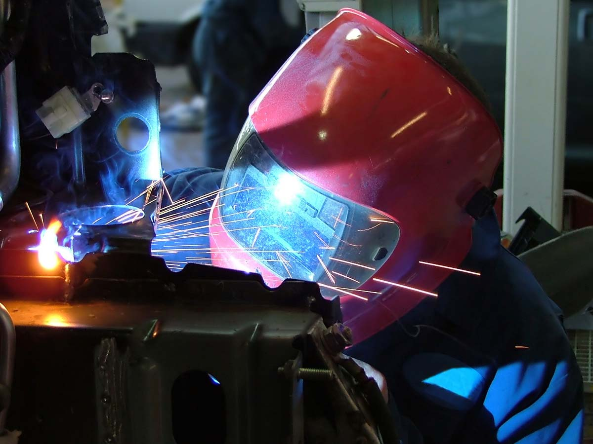 Maritime Welding School at CDA Technical Institute