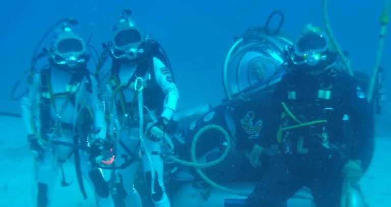 NASA Aquanauts prepare for future space exploration