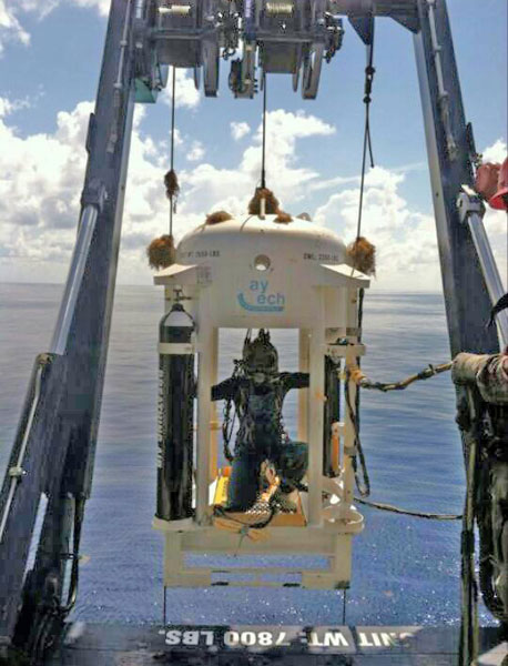 Offshore Commercial Diving